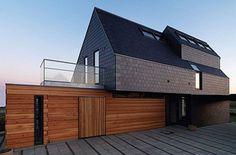 net zero homes | Denmark Net Zero Home Is Grid Positive | EarthTechling