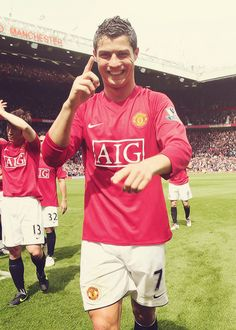 Cristiano Ronaldo - Manchester United this is how good Cristiano ronaldo became because of man unt ps i am unt