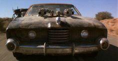 Mad Max 2 / The Road Warrior Vehicles - The Landau