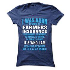 WORK AT Farmers Insurance  T Shirt, Hoodie, Sweatshirt