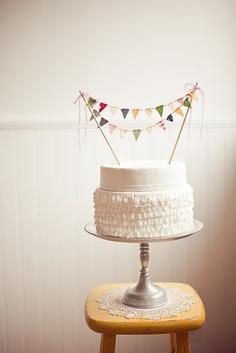 festive cake.