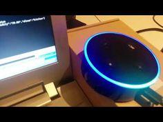 Amazon Alexa Getting temperature from ESP8266 over MQTT