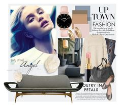 """""""Untitled #1420"""" by vinograd24 ❤ liked on Polyvore featuring Tory Burch, Chloé, House of Harlow 1960, women's clothing, women's fashion, women, female, woman, misses and juniors"""