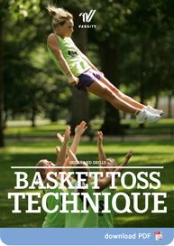 Get the basics of stunting in cheerleading. Everything from the correct way to do cradles to how to be an all-girl base, we have your cheerleading skills covered! Cheerleading Flexibility, Gymnastics Stunts, Cheerleading Workouts, Cheer Tryouts, High School Cheerleading, Cheer Coaches, Cheer Stunts, Cheer Dance, Cheer Mom