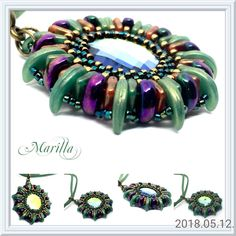 by Marilla beads