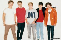 one direction | one Direction Times Style Magazine - Sep 2012 - One Direction Photo ...