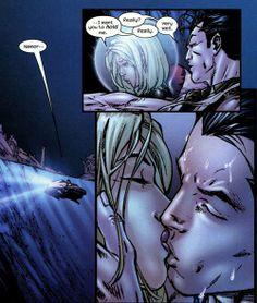 Invisible Woman & Namor