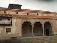 Avila Madrigal de las Altas Torres Casa natal de Isabel la Católica