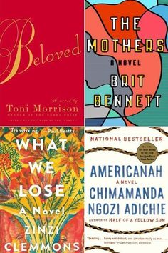 With so many empowering books by black female authors, it's hard to know what to read. From fiction to nonfiction, these are the best novels out there. Books By Black Authors, Literature Books, Black Books, Fiction Books, Literary Fiction, Book Club Books, Book Lists, The Book, My Books