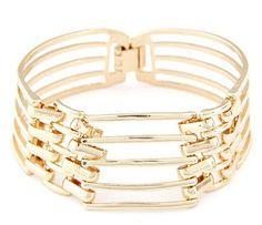 Fashion 18k gold high quality metal bracelet free shipping – Jason Christopher…