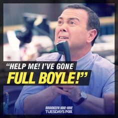 Brooklyn Nine-Nine - Full Boyle!!!!!