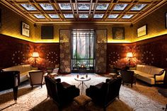 Royal Mansour hotel in Morocco...wow