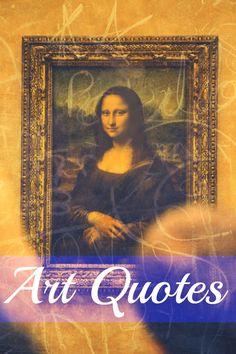 15 Best Leonardo Da Vinci Art Quotes Art Quotes Artists, Realistic Sketch, Art Tips, Art Tutorials, Mona Lisa, Sketches, Artwork, Walls, Inspirational