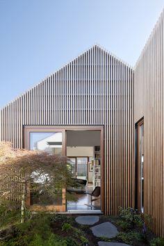 Casa en Casa / Steffen Welsch Architects