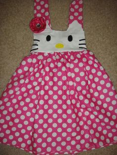 Hello kitty I really need to learn how to make these for the girls!!!!
