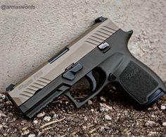 Manufacturer: Sig Sauer Mod. P320 C Type - Tipo: Pistol Caliber - Calibre: 9 mm Capacity - Capacidade: 15 Rounds Barrel length - Comp.Cano: 4 Weight - Peso:...