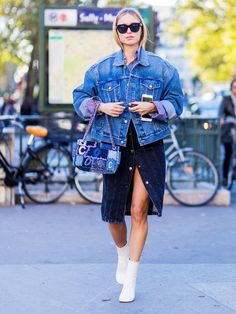 Maternity Style: 9 Lessons From the Most Chic Pregnant Ladies via @WhoWhatWearUK