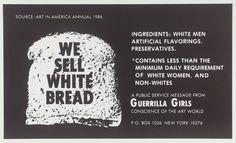guerrilla girls - Google zoeken