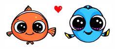 Baby Dory & Nemo