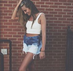 I have that like exact pair of shorts