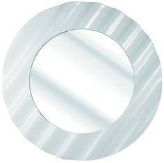 Waved Disc Mirror | House of Ducentis | House Of Ducentis