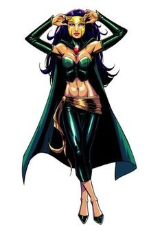 The Enchantress (DC) - Villains Wiki - Wikia