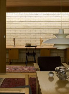 Jørn Utzon, Danish architect – Herts UK. Images via The modern House