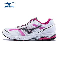 123.99$  Buy here - http://aiaq0.worlditems.win/all/product.php?id=32652540857 - MIZUNO Women WAVE MAVERICK 2 Light Weight Cushioning Breathable Jogging Running Shoes Sneakers Sport Shoes J1GR159703 XYP299