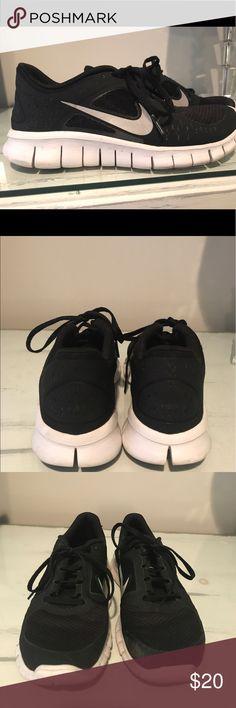 Nike tennis shoes Nike free run 3 Nike Shoes Athletic Shoes