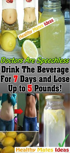 DOCTORS ARE SPEECHLESS BOIL THESE 2 INGREDIENTS – DRINK THE BEVERAGE FOR 7 DAYS AND LOSE UP TO 5 POUNDS!
