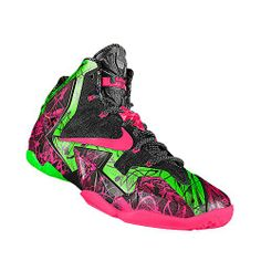 I designed this at NIKEiD Lebron james 11 IFL Sixty One!