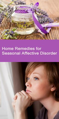 Home #Remedies for Seasonal Affective #Disorder