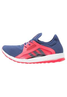 adidas Performance PUREBOOST X Sneaker low raw purple/shock red für Damen