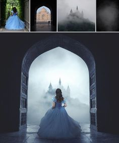 The Gate - Photoshop Manipulation Tutorial Processing, In this Photoshop Tutorial, Learn how to create alone woman on the gate with Color Effect. This Photo Manipulation tutorial you'll make soft fog effec. Actions Photoshop, Photoshop Tutorial, Lightroom, Adobe Photoshop, Photoshop Images, Photoshop Effects, Photoshop Elements, Photoshop For Photographers, Photoshop Photography