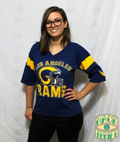 Los Angeles Rams Daren Bates WOMEN Jerseys