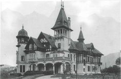 Damaso Escauriaza Palace in Bilbao. Does no longer exist unfortunately. San Mamés, Old Victorian Homes, Basque Country, Barbados, Notre Dame, Barcelona Cathedral, Villa, France, Mansions