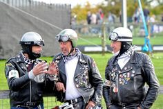 Goodwood Revival 2011 - Behind the Scenes Photo Gallery