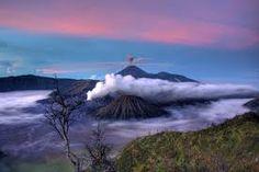 Mount Bromo at East Java...