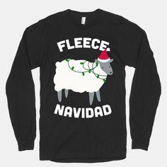 """""""Fleece Navidad"""""""