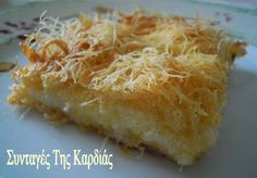 Greek Cooking, Cooking Time, Cooking Recipes, Greek Recipes, Desert Recipes, Greek Cookbook, Greek Pastries, Appetisers, Food For Thought