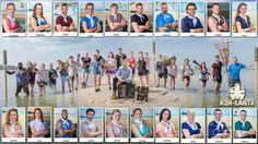 les candidats de Koh-lanta 2016