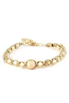 Ettika Metallic Bead Bracelet : CHATOaccess #chatoaccess #ettika #jewelry #bracelet