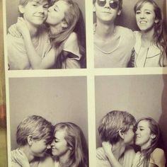 Thomas Sangster and his girlfriend Isabella. All I can say is, they're adorable. I want him to have the girl of his dreams, 'cause he deserves that. And undoubtedly she deserves him too. - x