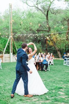 A Whimsical Wedding With The Coolest Ceremony Backdrop