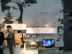 Fuori Salone Varonese showroom