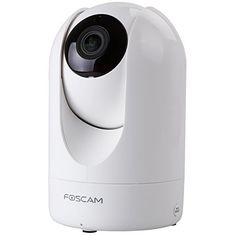 Foscam R2 1080P Full HD, Pan and Tilt PnP Wireless IP Camera with WDR, 6x Digital Zoom, 110° Wide Viewing Angle, Enhanced Two-way Audio and Rich Media Message Push