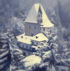 Santuario di San Romedio - Val di Non Trentino Alto Adige
