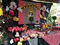 Mickey mouse party!!