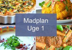 Du søgte efter Madplan - Maria Silje | Mad blog Healthy Recipes, Healthy Food, Recipies, Food And Drink, Ethnic Recipes, Avocado, Blog, Healthy Foods, Recipes