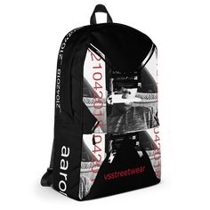 """VS CONCEPTS ABSTRACT  _21042018 """"Backpack"""" (LIMITED TIME ONLY)"""